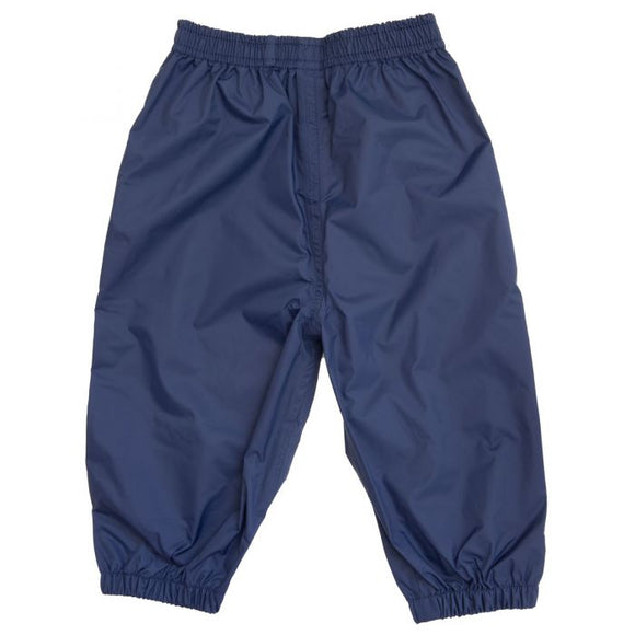 Calikids 100% Waterproof Rain Pants - NAVY