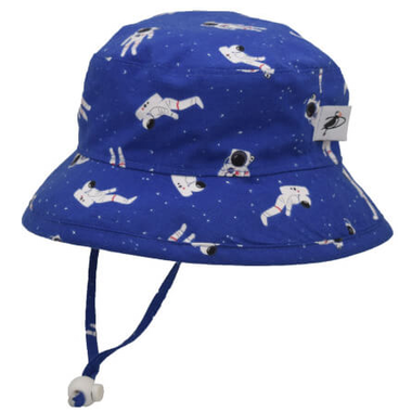 Puffin Gear Summer Camp Hat -I LOVE SCIENCE- ASTRONAUT