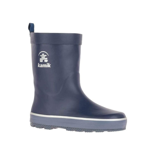 Kamik Splashed 2 Rain Boot  - Navy
