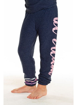 GIRLS COZY KNIT SWEATPANT (AVALON)