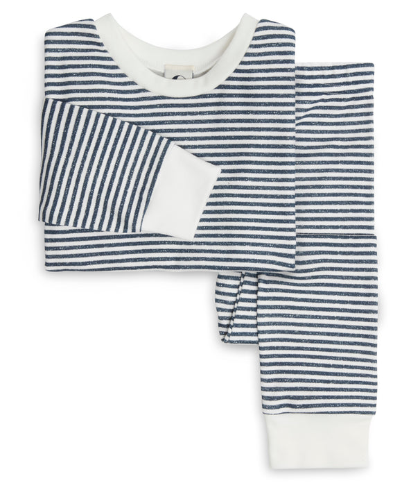 Sleepy Doe Classic PJ Set- Pultney Stripe