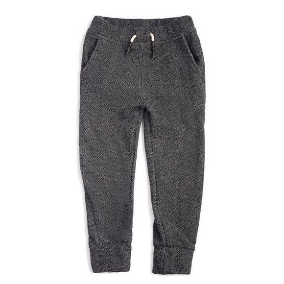 Appaman tilden sweats - black rhombus
