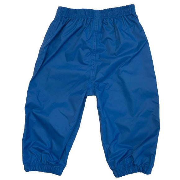 Calikids Mid Season Lined Splash Pants - Deep Ocean