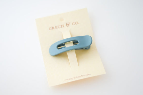 Grech & Co Grip Clips - Light Blue