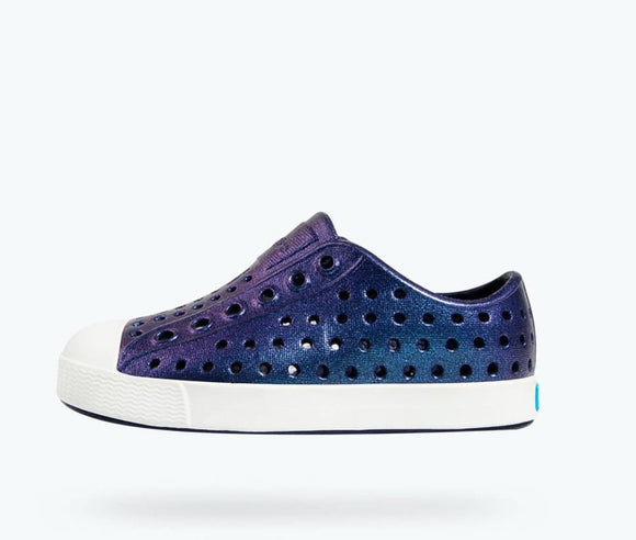 Natives - JEFFERSON IRIDESCENT- Regatta Blue
