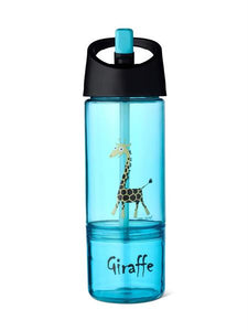 Carl Oscar 2 in 1 Water Bottle - Turquoise