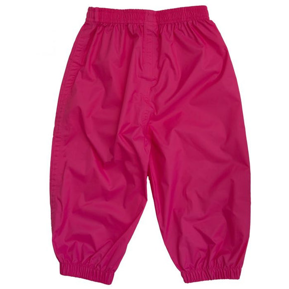 Calikids Mid Season Lined Splash Pants - Bubblegum