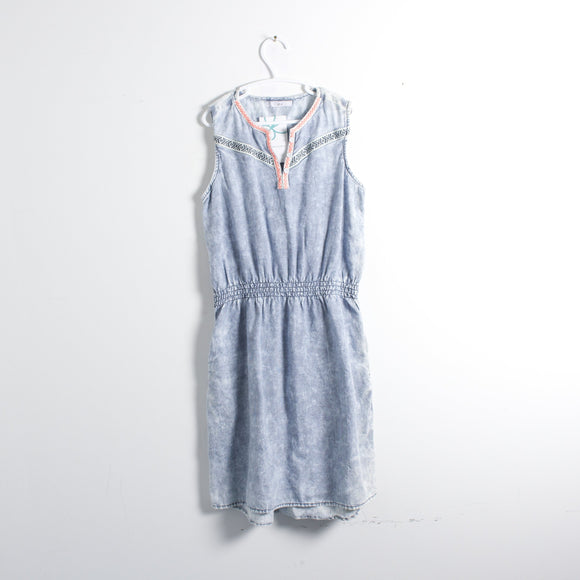 Dex short sleeve dress