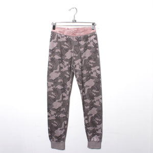 Vintage Havana Thermal Lounge Pant- Grey Camo