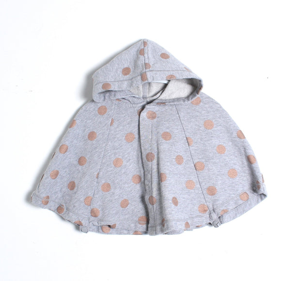County Road cape jacket