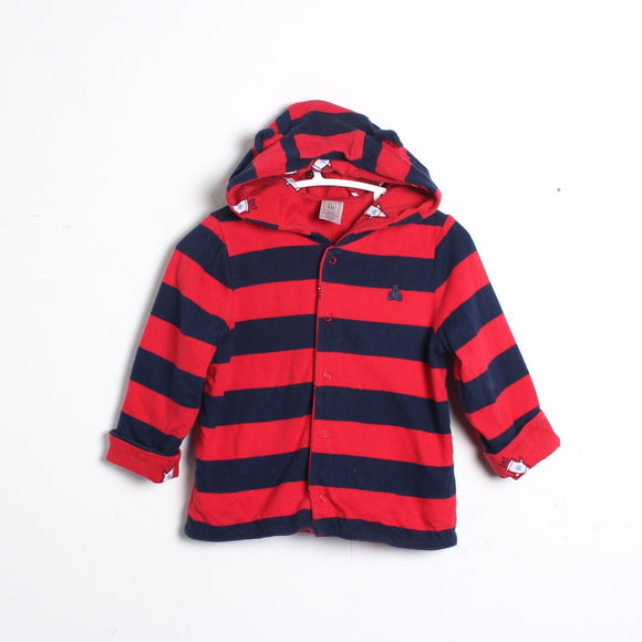gap reversible sweatshirt