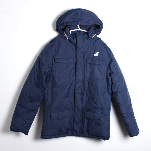 kway down filled jacket