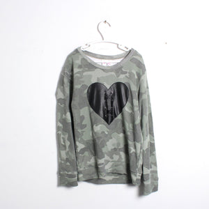 flower by zoe sweatshirt