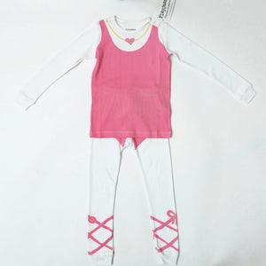 Ballerina Playjamas - Sizes 2T -8