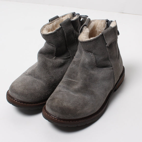 bonpoint fleece lined boots
