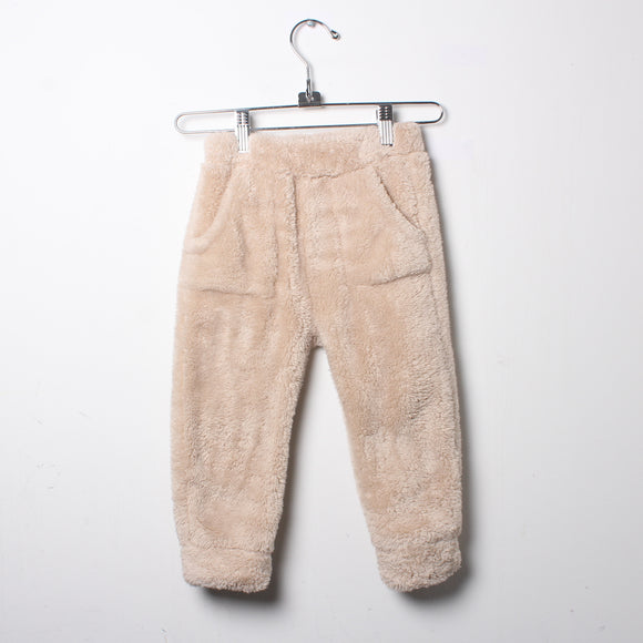 Zara Cozy Pants (cream)