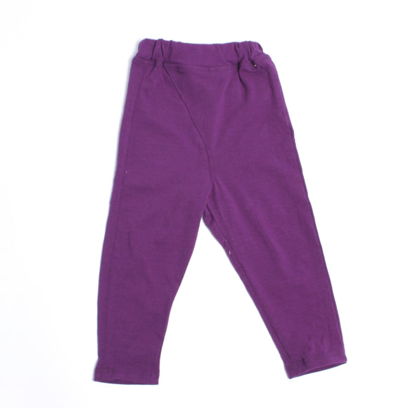 Isa & Bella Purple Leggings