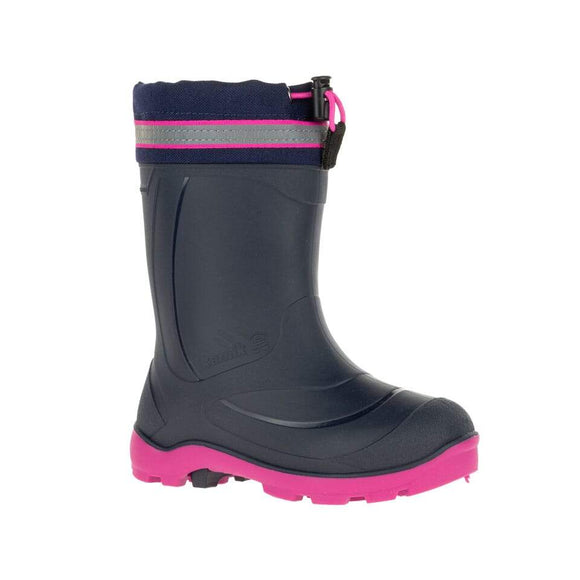 Kamik Snobusters 3 -  Navy/Magenta (-32C Insulated Boots)