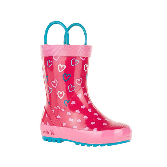 Kamik Rainboot - Cherish (Pink)