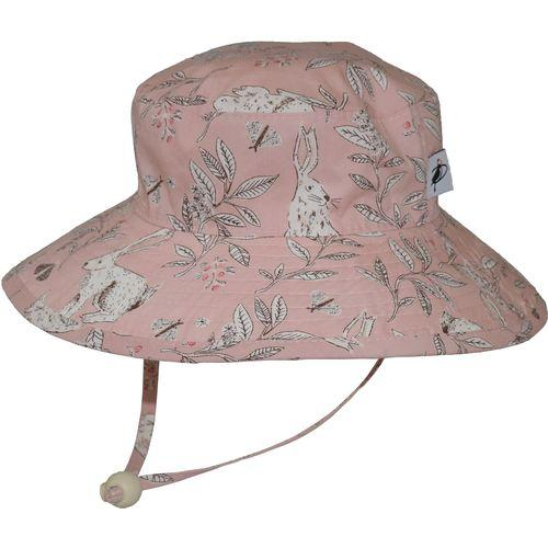 Puffin Gear Cotton Sunbaby Hat - Meadow Cottontail