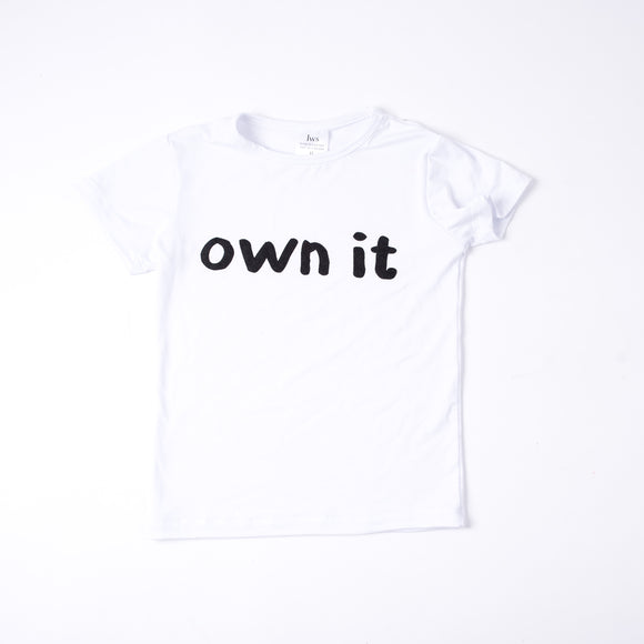 LWS Own It Tee