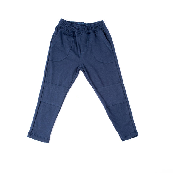 LWS Soft Pants II - Navy Blue