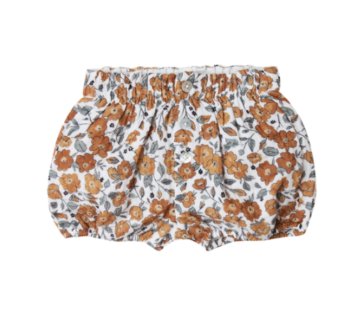 Rylee & Cru Button Short - Bloom