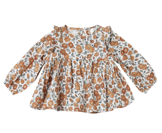 Rylee & Cru Piper Blouse - Bloom