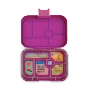 Yumbox Original 6 Compartment Bijoux Purple