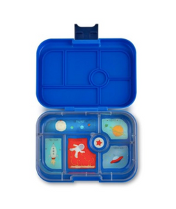 Yumbox Original 6 Compartment Neptune Blue