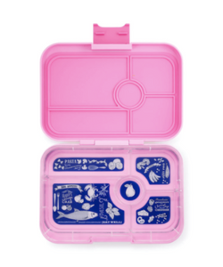Yumbox Stardust Pink 5 Compartment Tapas