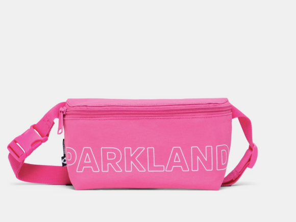 Pre-order - Parkland Bobby Hip Packs - Pink screen