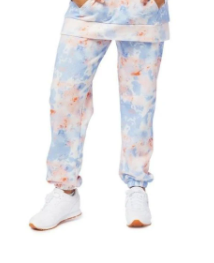 The Niki Original Women's- Blue Creamsicle Tie Dye
