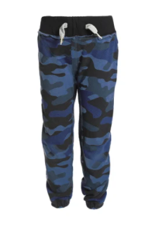 Appaman Gym Sweats - Deep Navy Camo