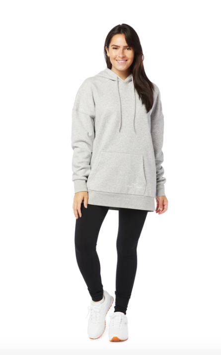 The Cooper Hoodie Women's- Grey