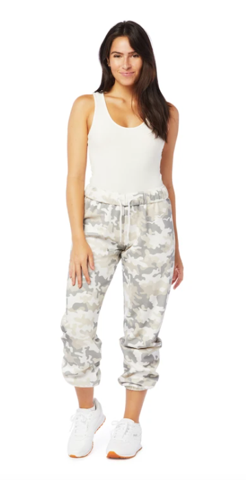 The Niki Original Women's- White Camo