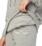 The Ultra Soft Cooper Hoodie Women's- Grey