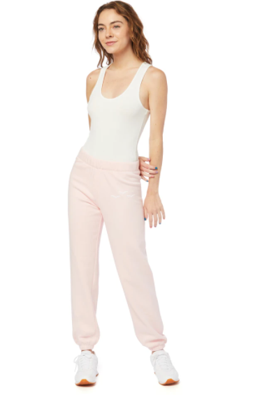 Lazy Pants The Ultra Soft Nikki  Women's- Baby Pink