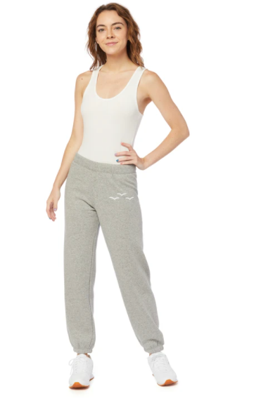 Lazy Pants The Ultra Soft Nikki  Women's Pants- Light Grey