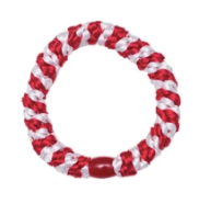kknekki elastic- red & white