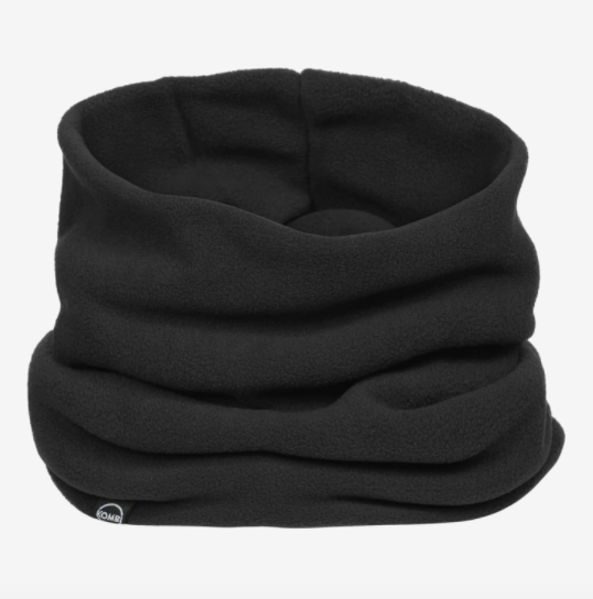 Kombi- The Comfiest Neck Warmer Jr- Black