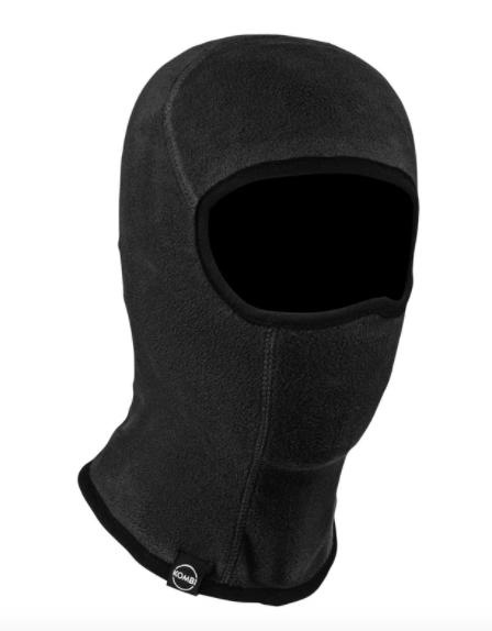 Kombi- The Comfiest Balaclava Children- Black