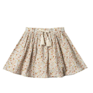 Rylee & Cru- Flower Field Mini Skirt