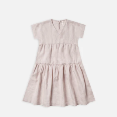 Rylee & Cru- Vienna Dress- Lilac