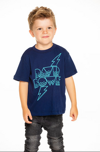 Boys Gauzy Cotton Short Sleeve Tee