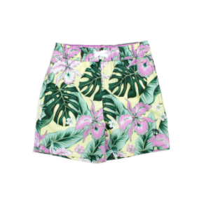 shade critters- Boys Trunks- Tropical Oasis