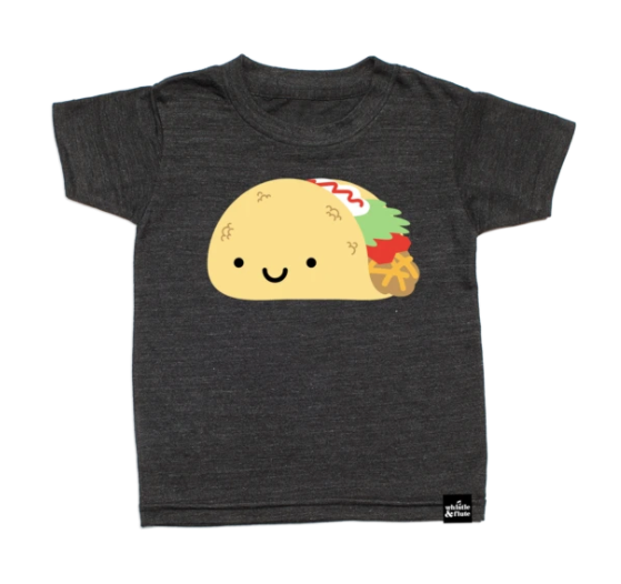 Whistle & Flute- Taco T-Shirt