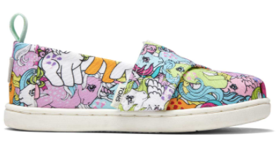 Toms Alpargata Shoes- My Little Pony