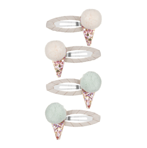 Mimi & Lula Ice Cream Clips Pastel