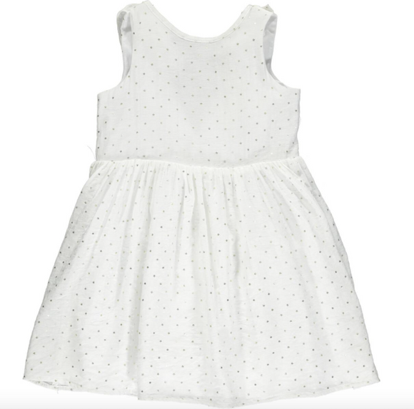 Vignette Jewel Dress in Ivory Star